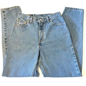 Levi's Jeans - Levi's Vintage 550 Jeans Size 26 Relaxed Fit